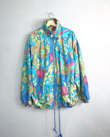 RUCANOR bunte Vintage Jacke