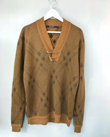 "TIGER OF SWEDEN ""Digger"" Strickpullover"
