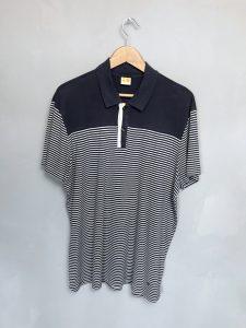 BOSS ORANGE Poloshirt stripes gestreift Polo