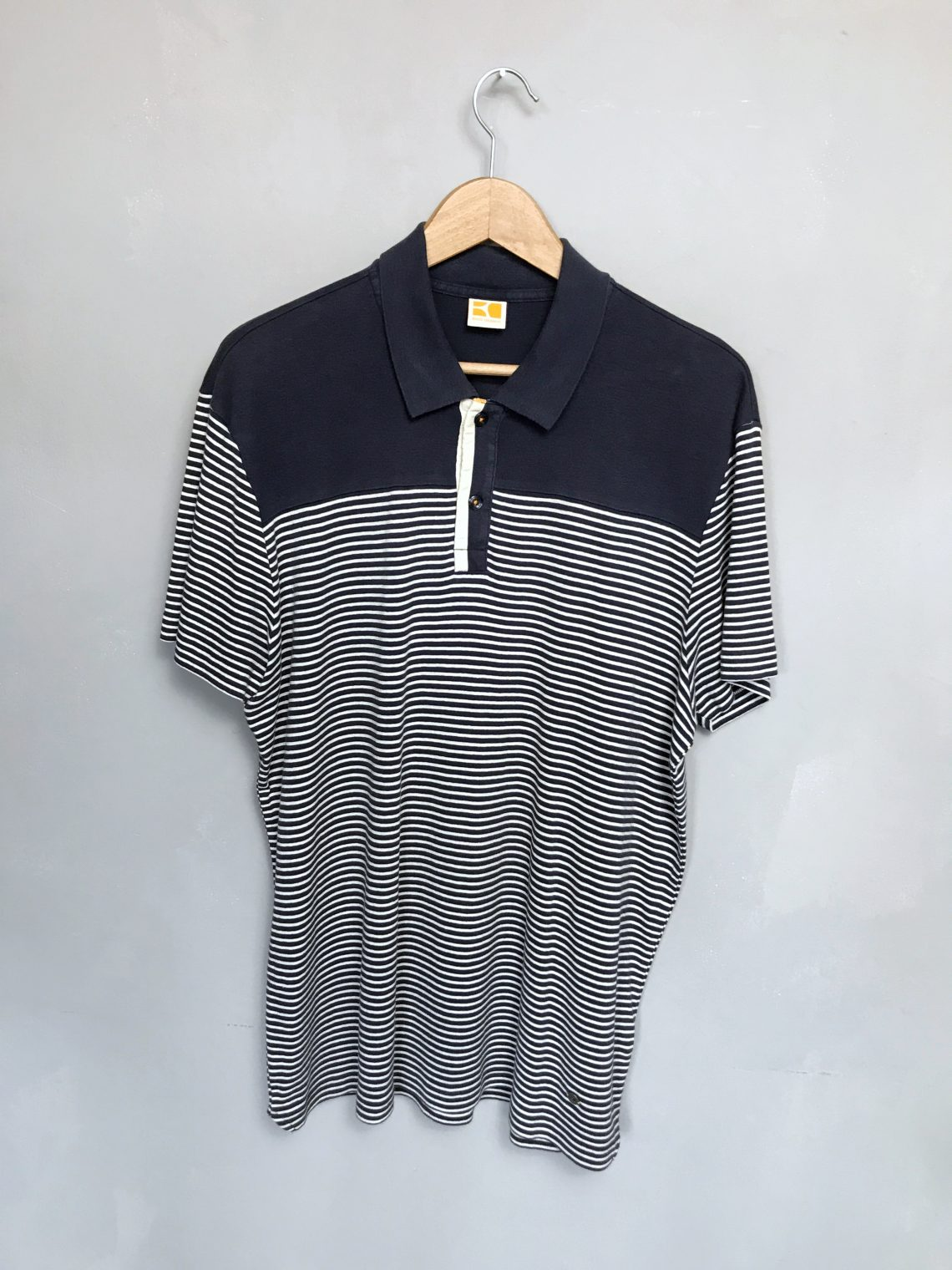 BOSS ORANGE Poloshirt stripes gestreift Polo
