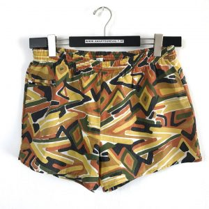 PRIETO Vintage Shorts bunt leicht Sommer made in Spain