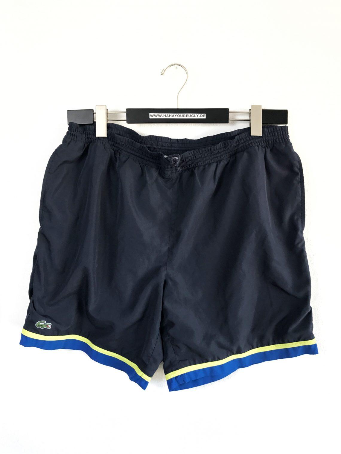 LACOSTE SPORT Vintage Sporthose Swimwear Sportswear